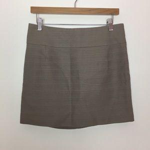 Jcrew mini skirt sz 6